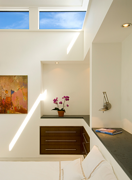 Skylights, Quincy Street Residence, Custom home by Peterson and Collins Builders