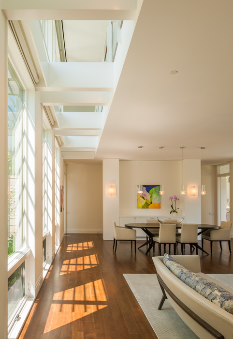 Ceilings, Edgemoor Residence, Custom Home by Peterson and Collins Builders