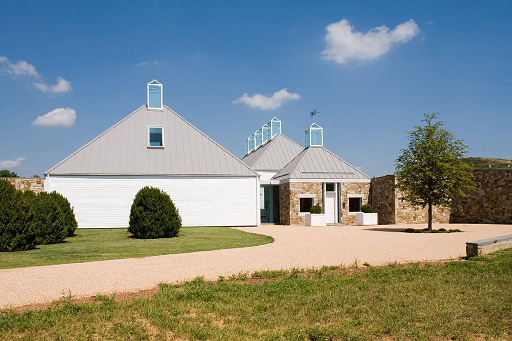 Boxwood Winery, built by Peterson and Collins Builders