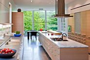 Kitchen remodel. Award winning project from Peterson & Collins