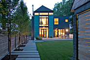 Quincy Street Residence, AIA Maryland Honor Award