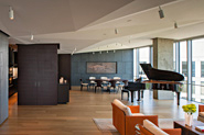 Potomac View Penthouse, AIA DC Merit Award in Interior Architecture