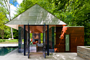 Private Pool and Pavilion, AIA Northern Virginia Award of Excellence
