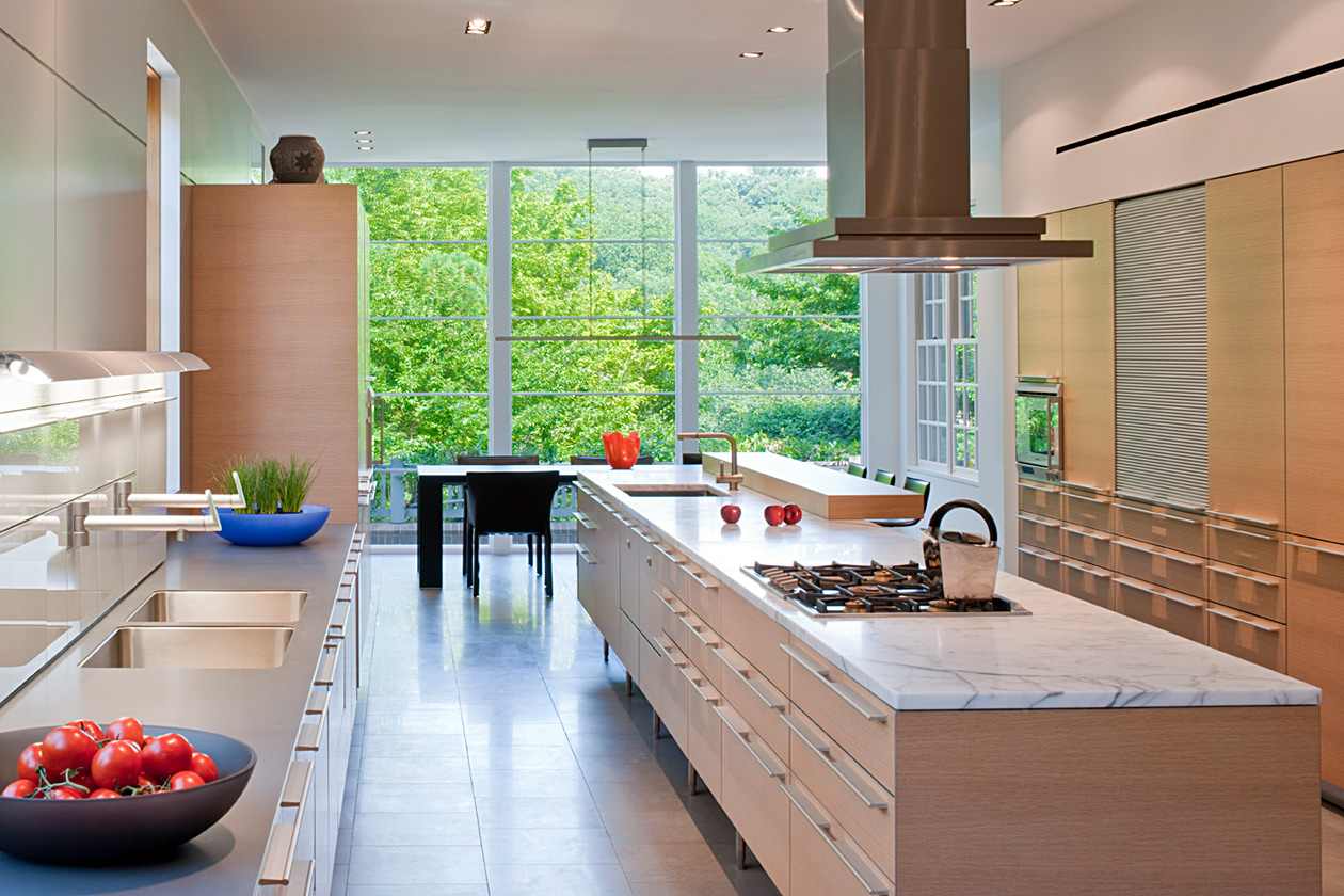 Kitchen renovation by Peterson and Collins