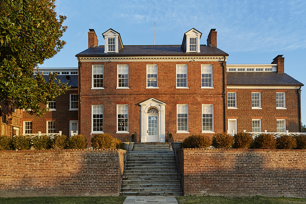 Halcyon House Restoration