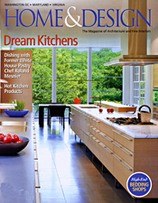 Home & Design Dream Kitchens