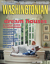Washingtonian Magazine Great Houses