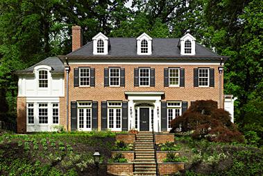 Wesley Heights Residence